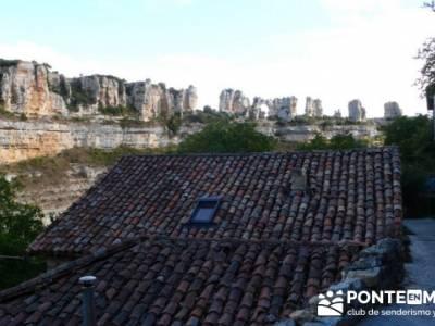 Cañones y nacimento del Ebro - Monte Hijedo;ropa tecnica de montaña;excursiones alrededor de madri